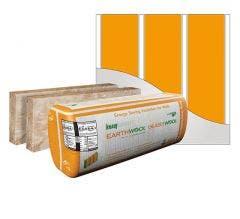 Earthwool® glasswool External Wall Insulation batts 140mm × 580mm × 1160mm R4.1